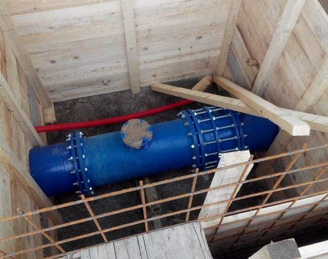 Izrada vodovodnog šahta