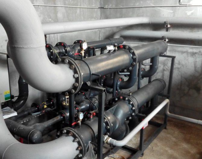 podstanica-mašinska instalacija